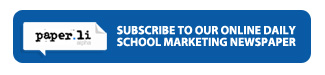 Subscribe to our free online daily school marketing newspaper