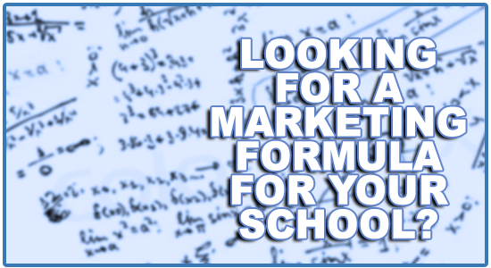 Are Your Looking for a Magic Formula for Marketing Your Christian School?