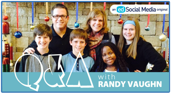 5 Random Facts About Randy Vaughn - Private Christian School Marketing Consultant