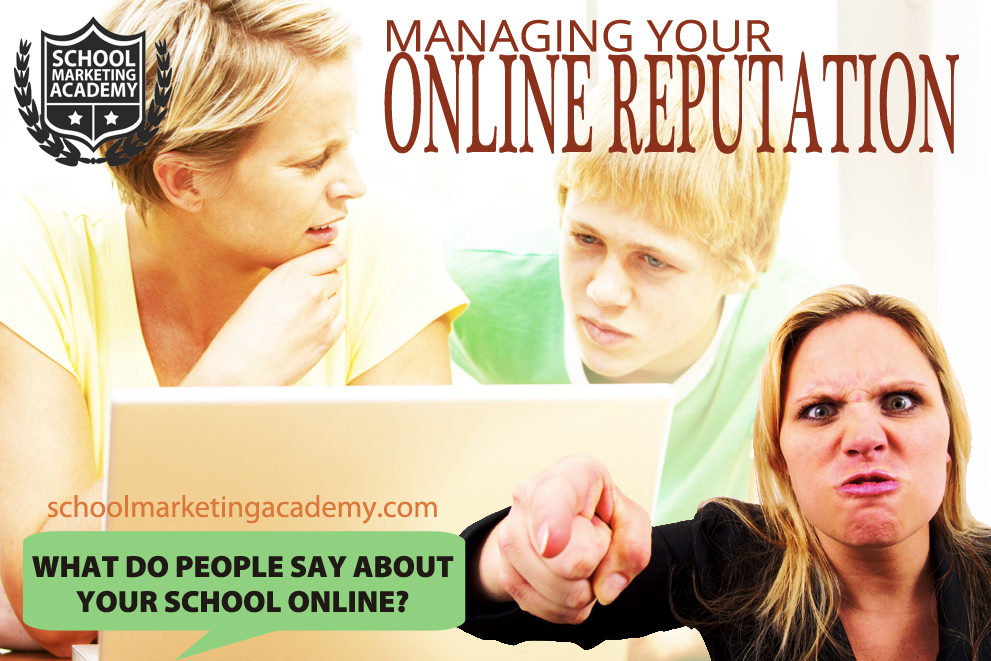 [Course] Managing Your School's Online Reputation - Private & Christian School Marketing