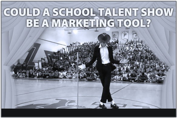 How to use a school talent show to attract students - Marketing ideas for Private Christian Schools