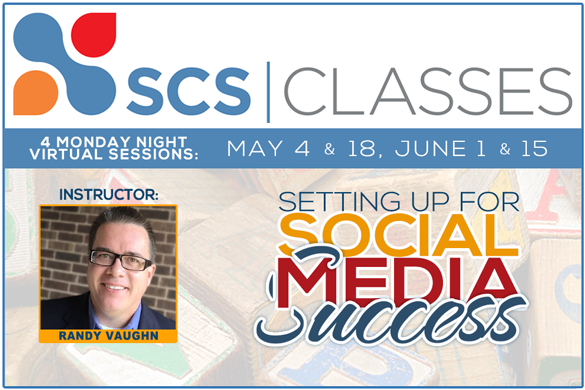 Strengthening Christian Schools: Setting Up for Social Media Success (Randy Vaughn, Instructor)