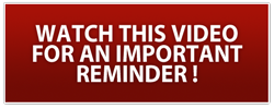 important reminder