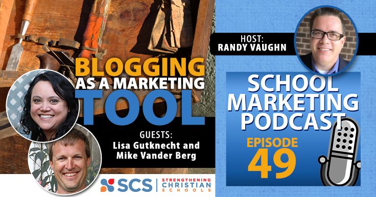 Blogging as a Marketing Tool (podcast #49)
